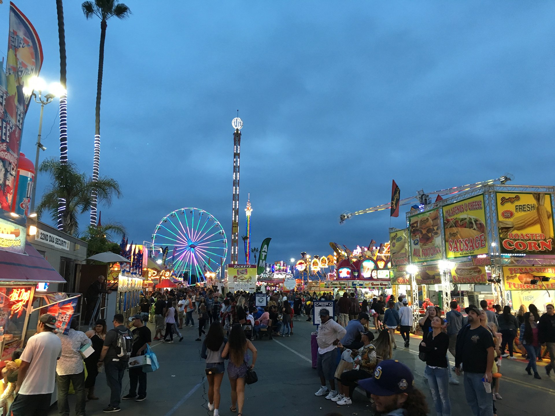 The Hell That is the San Diego County Fair