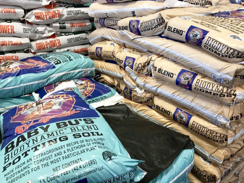 vegetable garden soil amendments