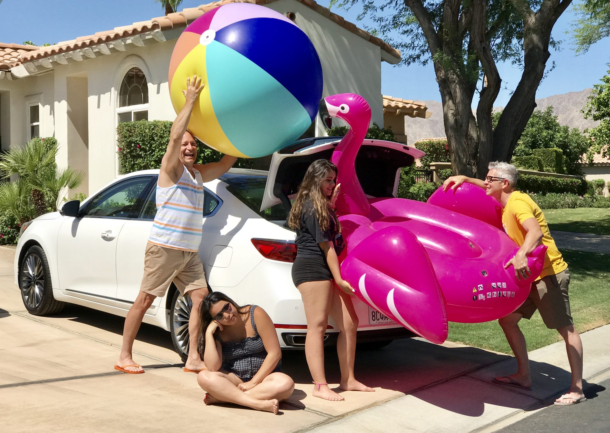 Passing On a Lifetime of Palm Springs Road Trips to our Kids